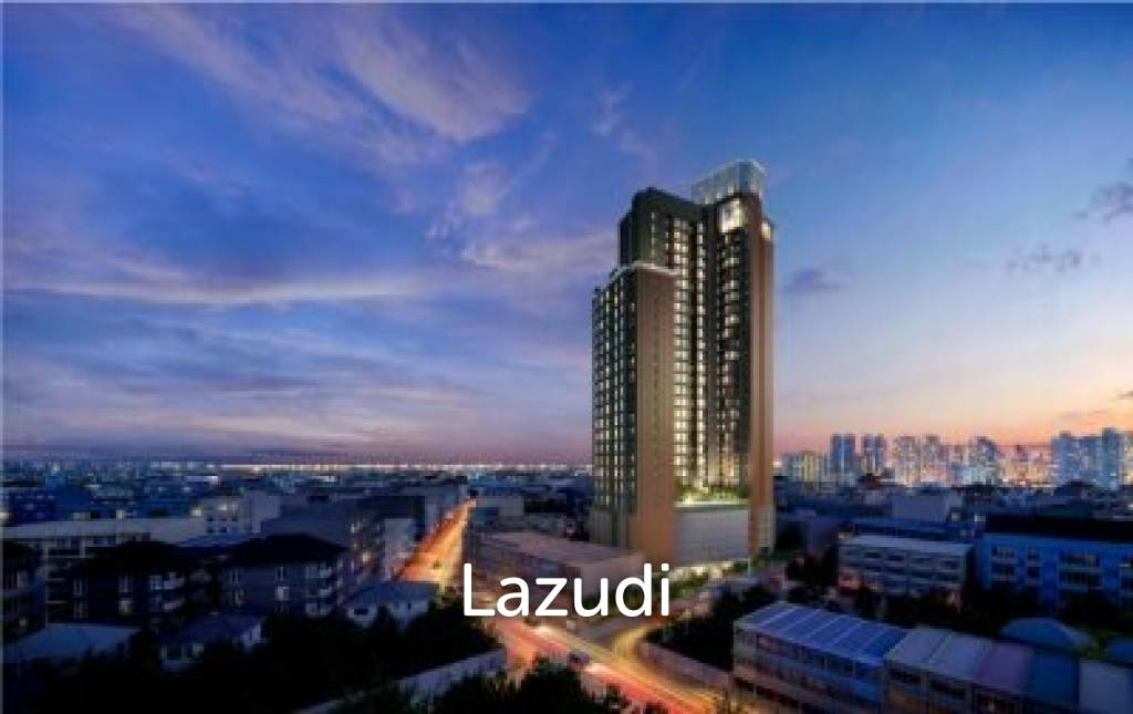 1 bed 32.60SQM The Stage Mindscape Ratchada - Huaikwang