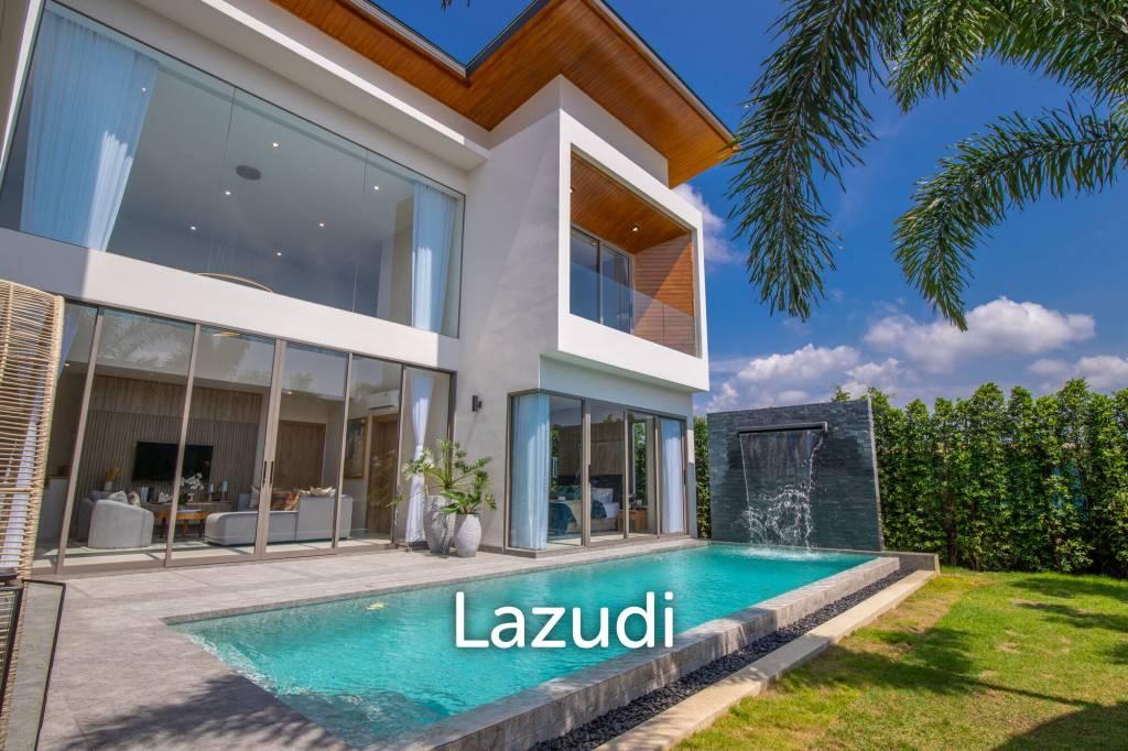 Zenithy Pool Villas