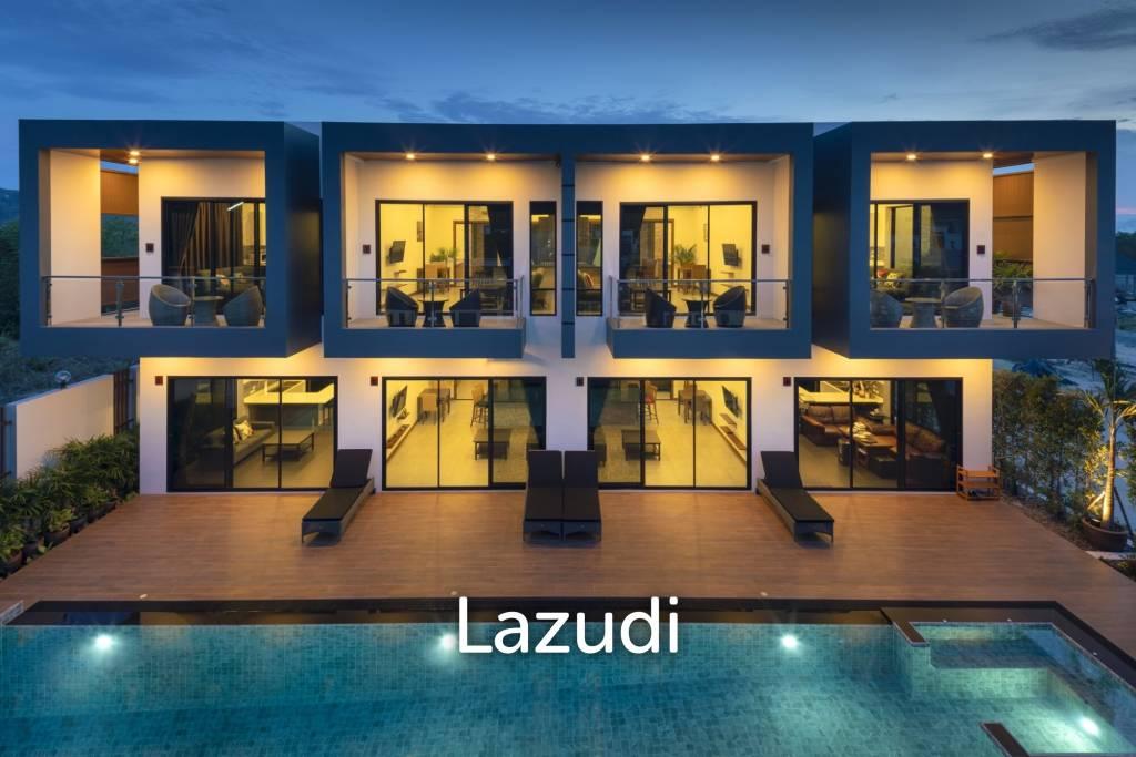 Hillside Hamlet 7 - Luxury Apartments