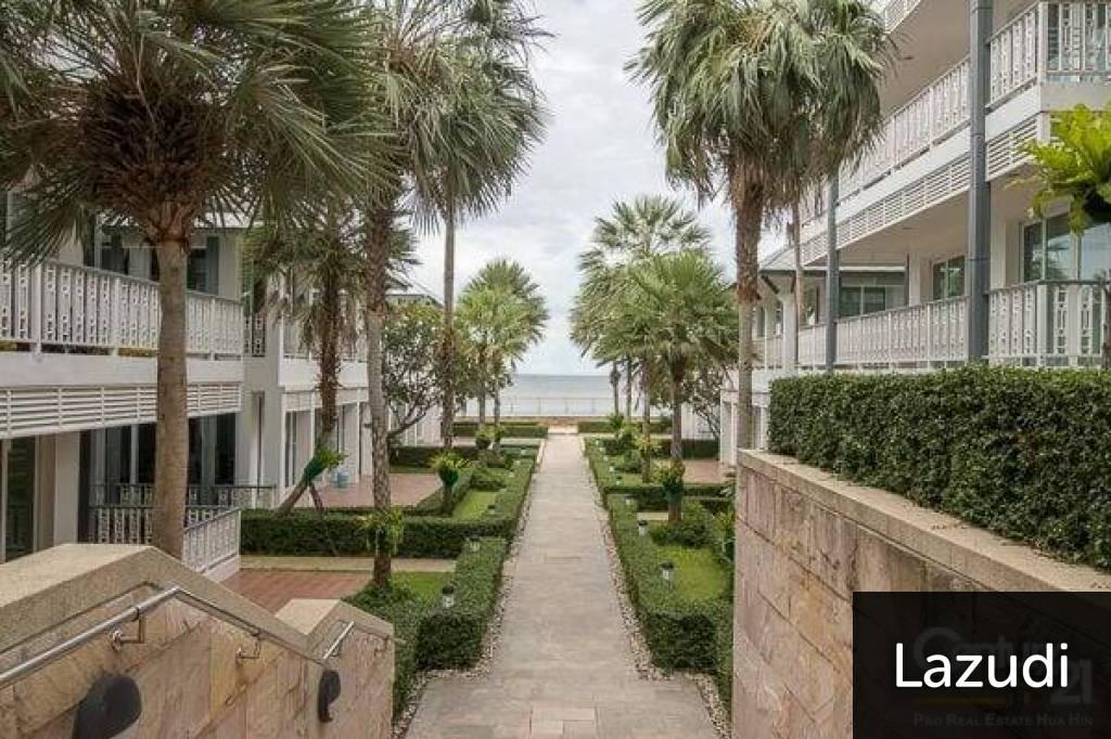 Modern Beachfront 3 Bed Villa