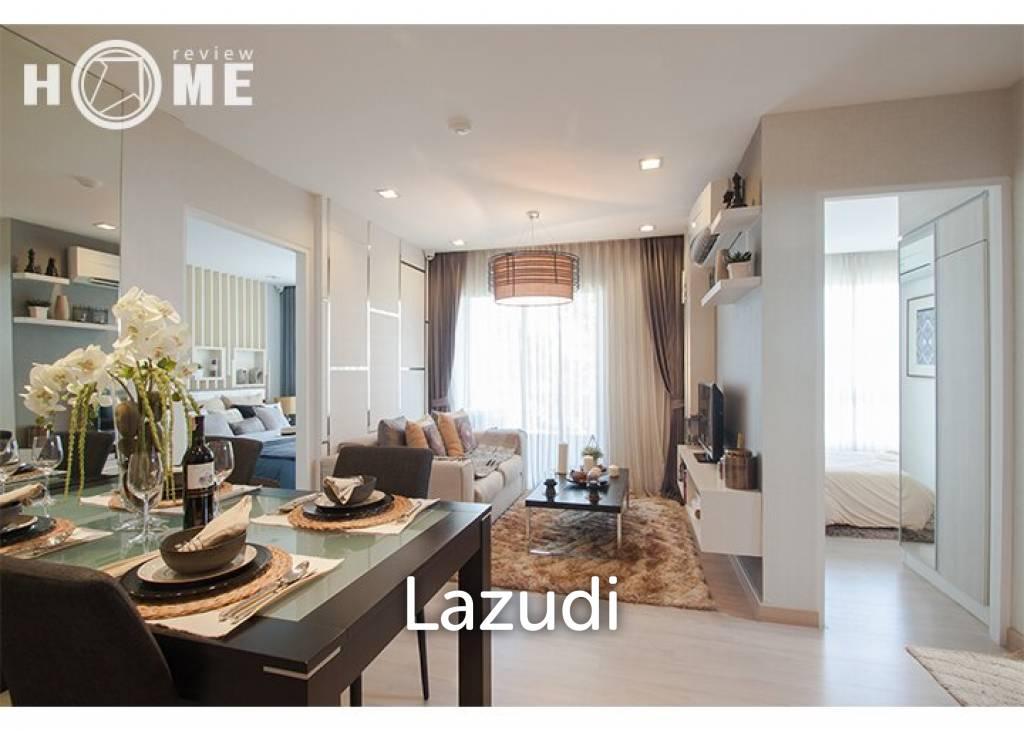 2 Bed 52.52SQ.M. Diamant Condominium