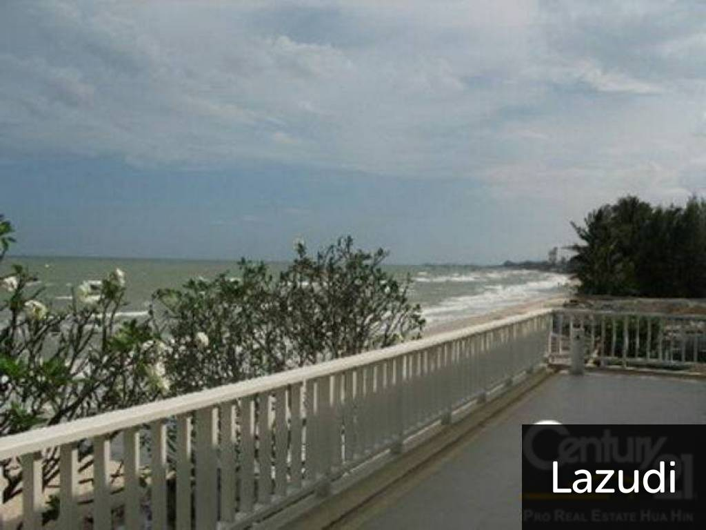 Beachfront Luxury 3 Bed Villa plus 18 3 and 4 bed modern townhouses