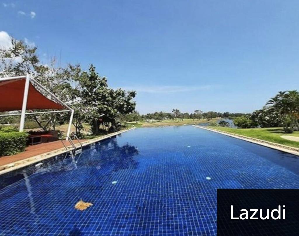 PALM HILLS RESIDENCES : 9 Bed Grand Luxury Pool Villa On Golf Course