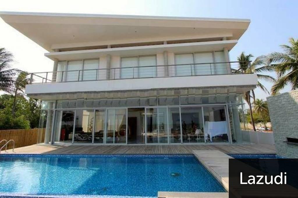 Absolute Beachfront Pool Villa + 3 Bed Villa : SOLD APRIL 2020
