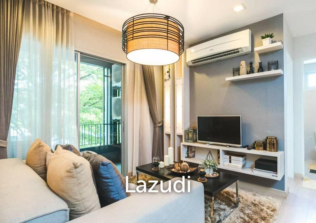 2 Bed 52.52SQ.M Diamant Condominium