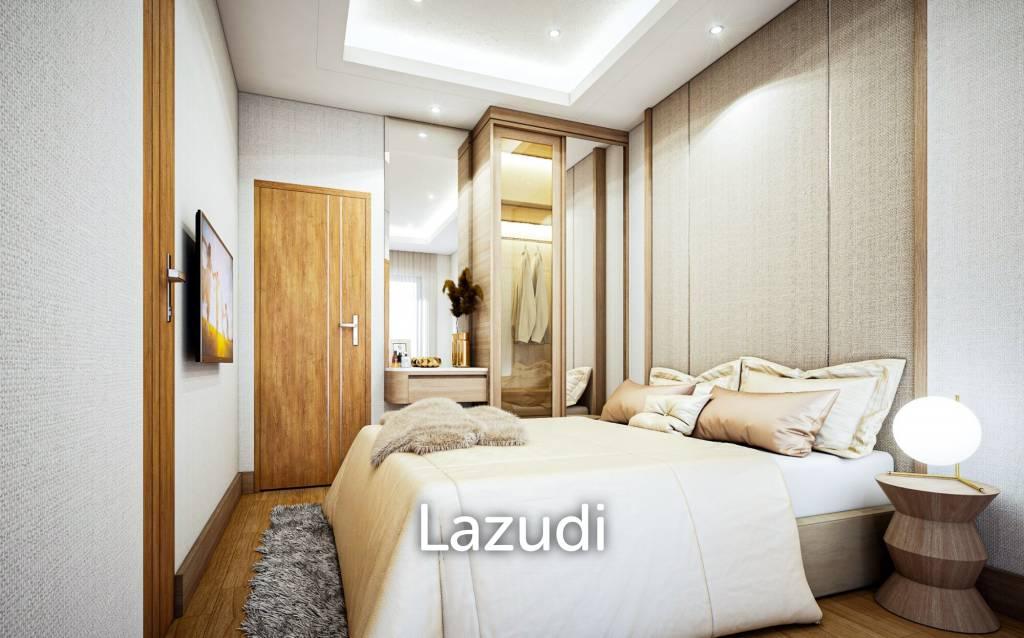 Plot 7 4 bed 325SQM The Infini Pattaya