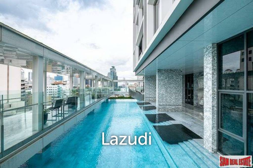 Beatniq   Super Luxury Class Two Bedroom Condo for Sale with Unblocked Views in the Heart of Sukhumvit 32