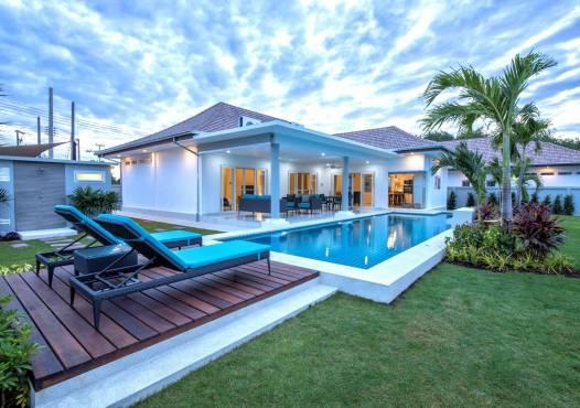 200 Sqm Villa