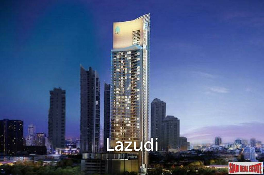 The Lumpini 24 - Cozy Two Bedroom Condo for Sale in Prime Phrom Phong Location
