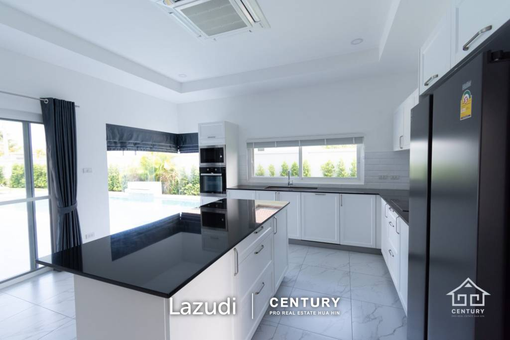 MALI LOTUS : Off-plan Good Value & Quality 3 bed pool villas from award winning Developer
