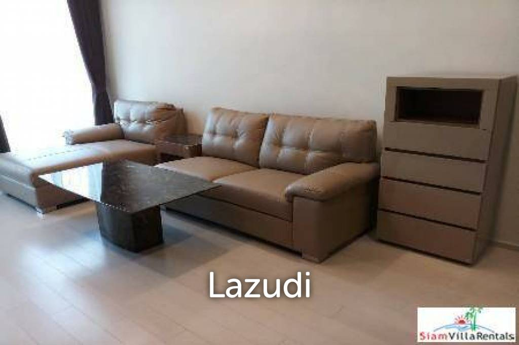 Noble Ploenchit   Contemporary and Spacious Two Bedroom Condo for Sale at Ploenchit BTS
