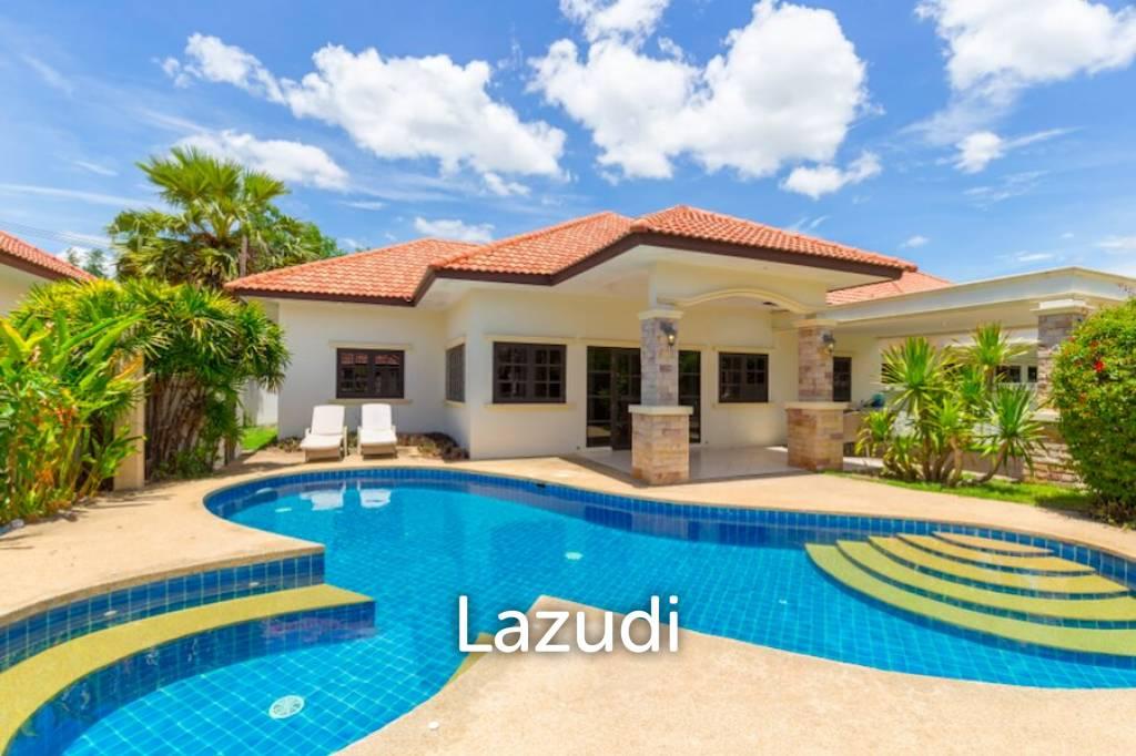 4 Bed Pool Villa 160 SQM, Orchid Paradise Homes