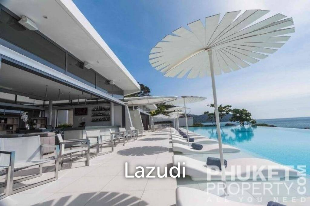Kata; 3 Bed Luxury Ocean View Sky Villa