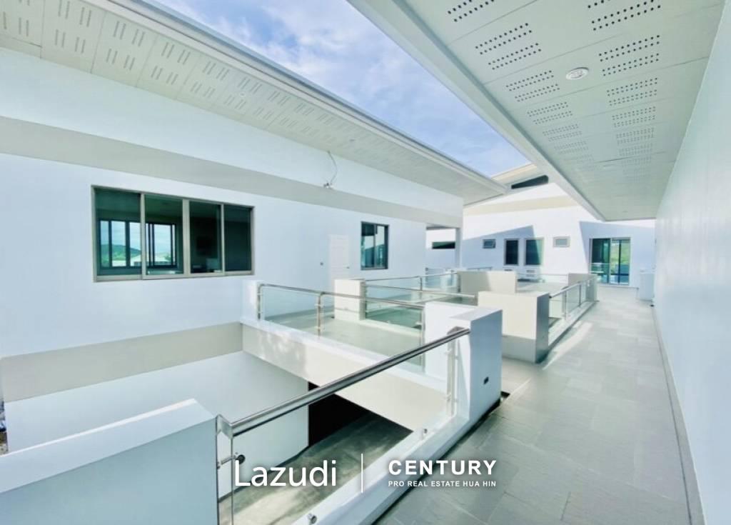 4 Bed Pool Villa 1087 SQM, PALM HILLS RESIDENCES