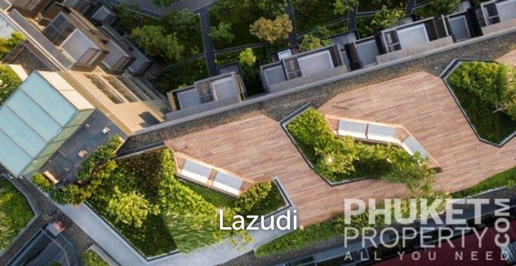 Patong; Brand 2 Bed Condo, Full Facilities