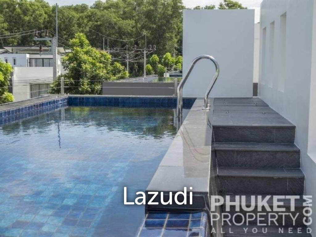 Laguna; 4 Bed Pool Villa