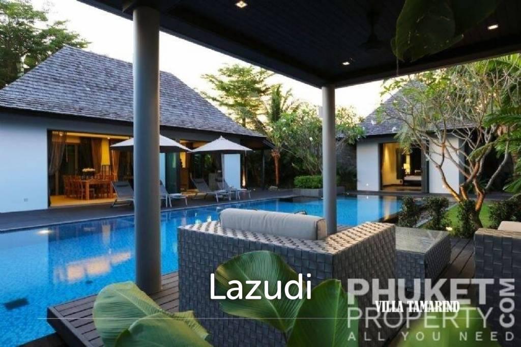 Layan: Spacious 4 Bed Courtyard Villa