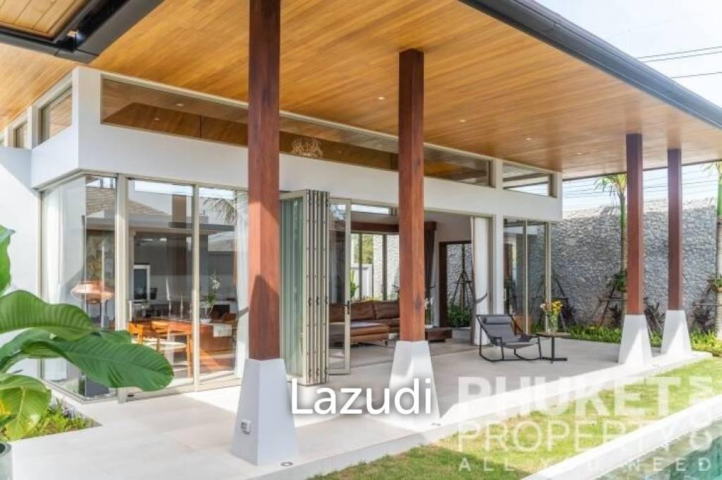 Layan; Family 4 Bed Pool Villa