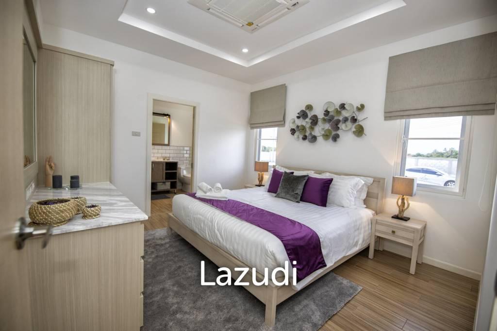 2 Bedroom 115SQM Mali Signature