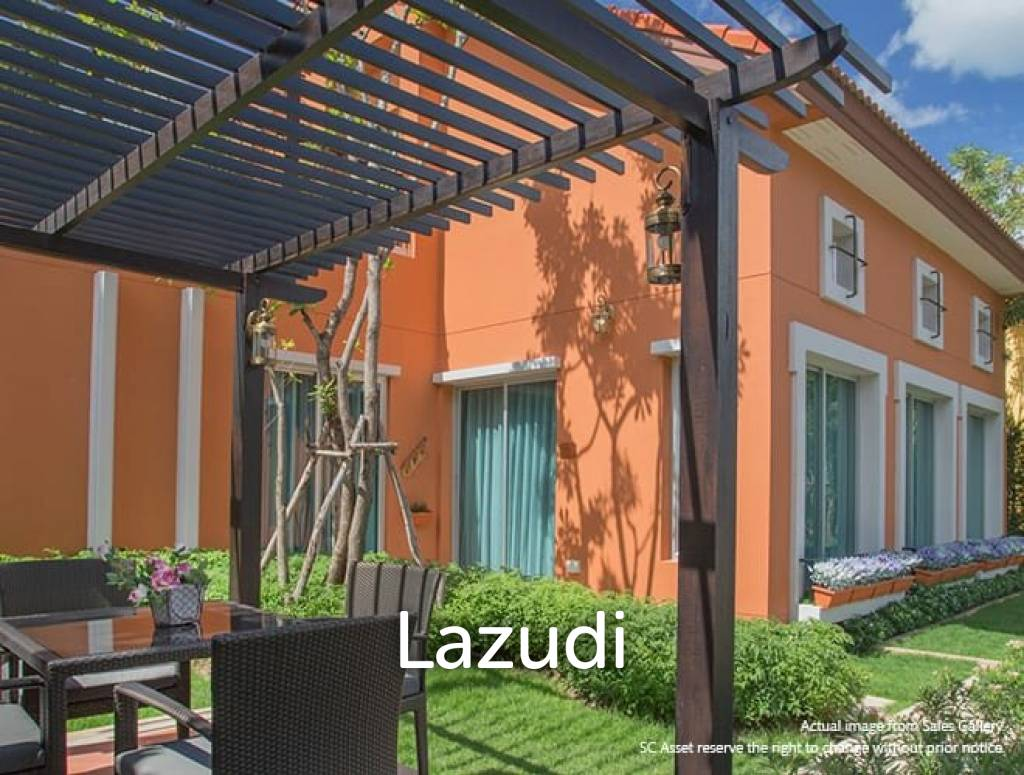 3 bed 147SQM Boulevard Tuscany Cha Am - Hua Hin