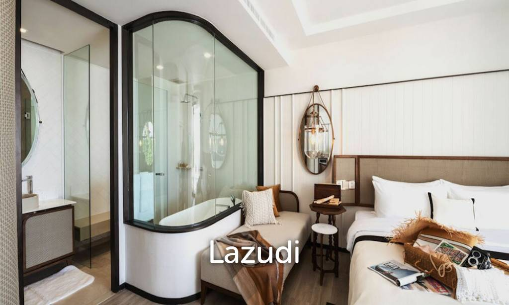 1 bed 45 SQM Intercontinental Residences