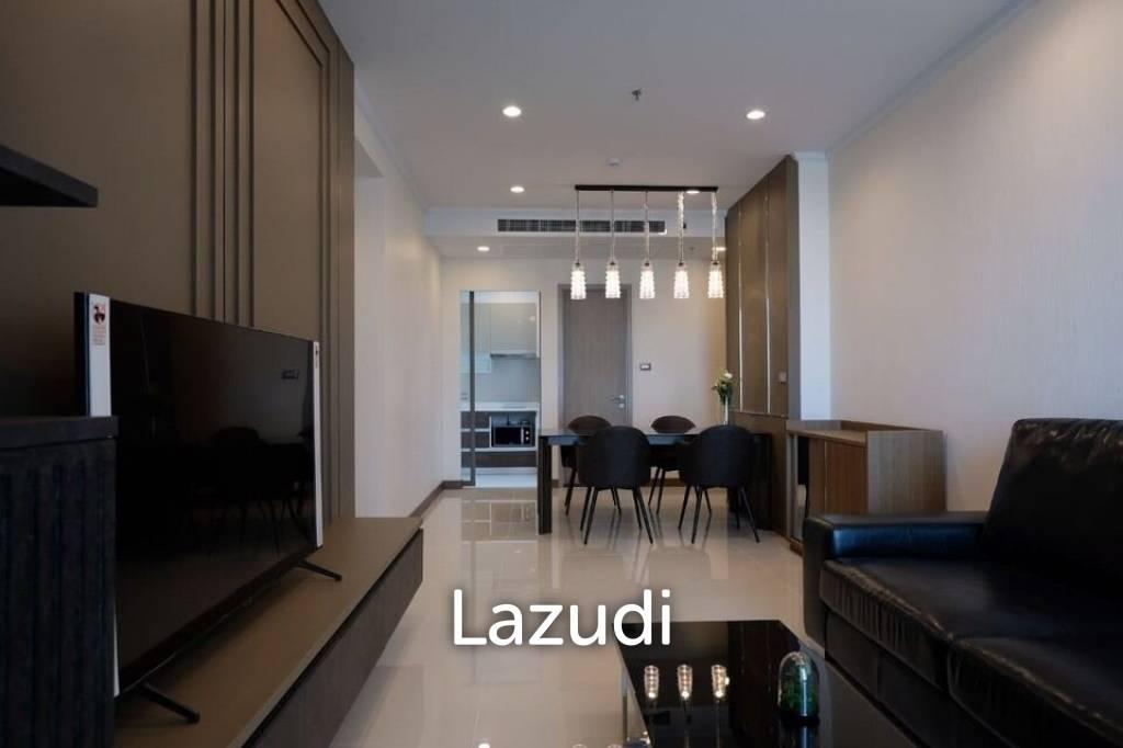 Supalai Oriental Sukhumvit 39 / Condo For Rent / 2 Bedroom / 84.5 SQM / MRT Phetchaburi / Bangkok