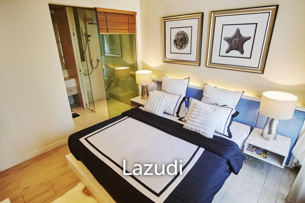 2 bed 72.91sq.m Seven Seas Condo Resort Jomtien