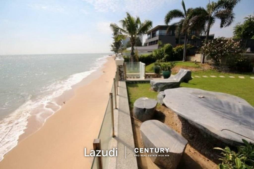 4 Bed Beachfront Pool Villa