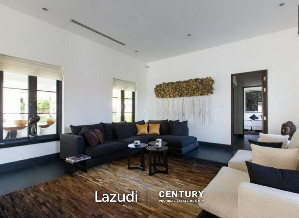 BANYAN RESIDENCES : Amazing Family 6 Bed Pool Villa