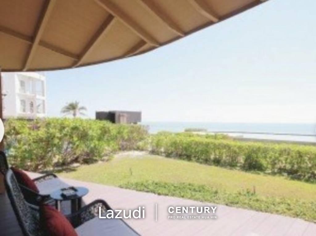 VEYLA 2 : 2 Bed Beachfront Modern Luxury Pool Villa