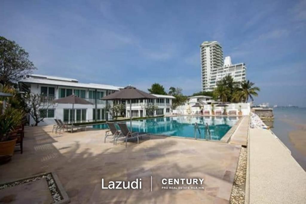 Luxury Beachfront 4 bed 2 storey Villa
