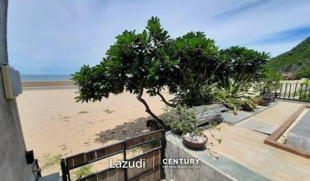 Absolute Beachfront 2 bed Pool Villa