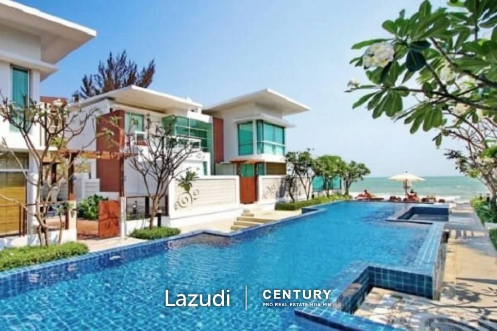 VIMANLAY : Absolute Beachfront Pool Villa