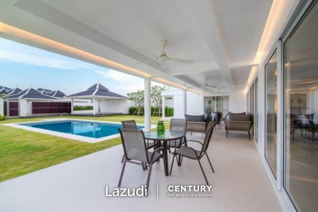 FALCON HILL : Best Quality and Luxury 2 Storey Pool Villa nr Town