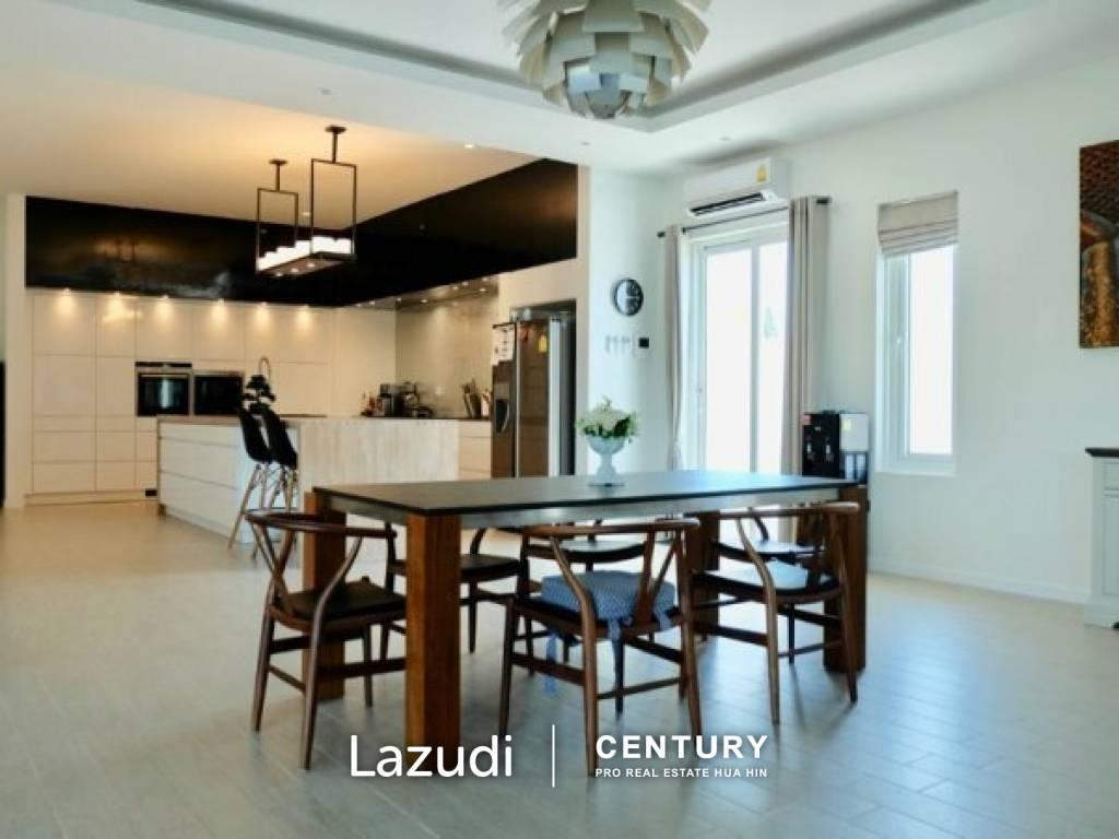 PALM VILLAS: Luxury 6 Bed Pool Villa