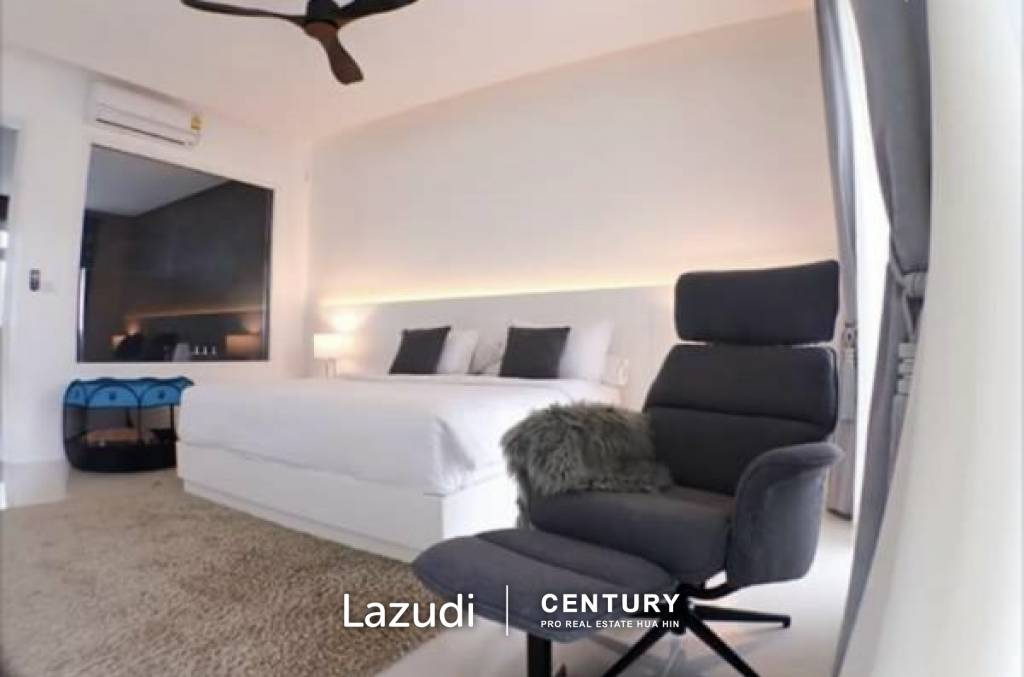 THE CLOUDS : Great Quality and Design 3 - 5 Bed Pool Villa.