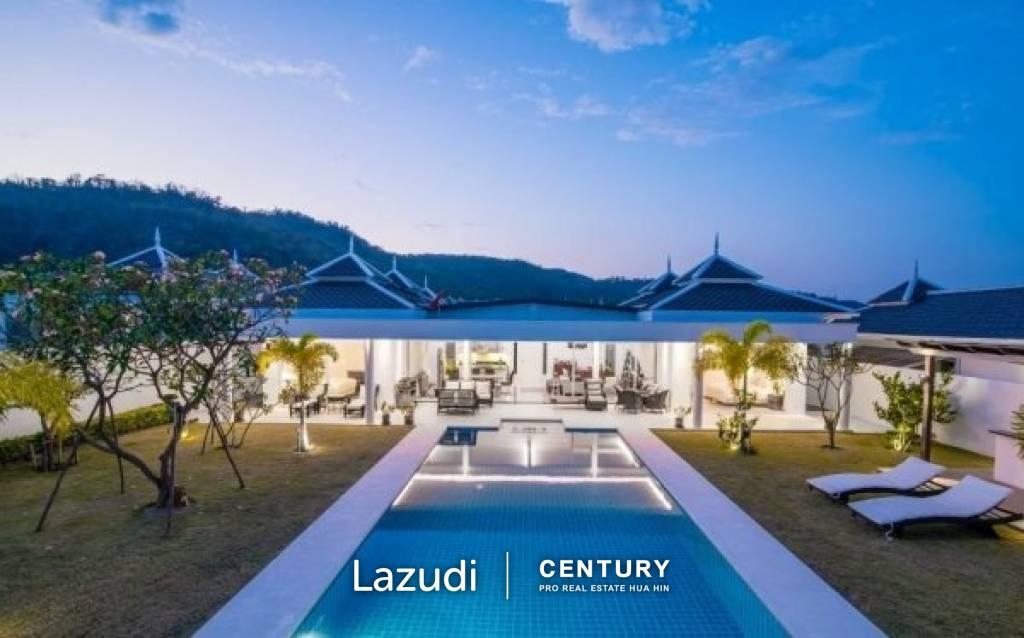 FALCON HILL : Luxury 4 Bed Pool Villa near Town