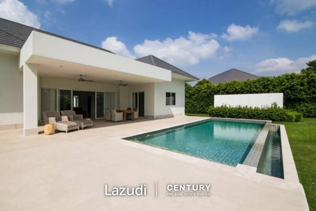 BAAN ING PHU: 3 Bed Pool Villa