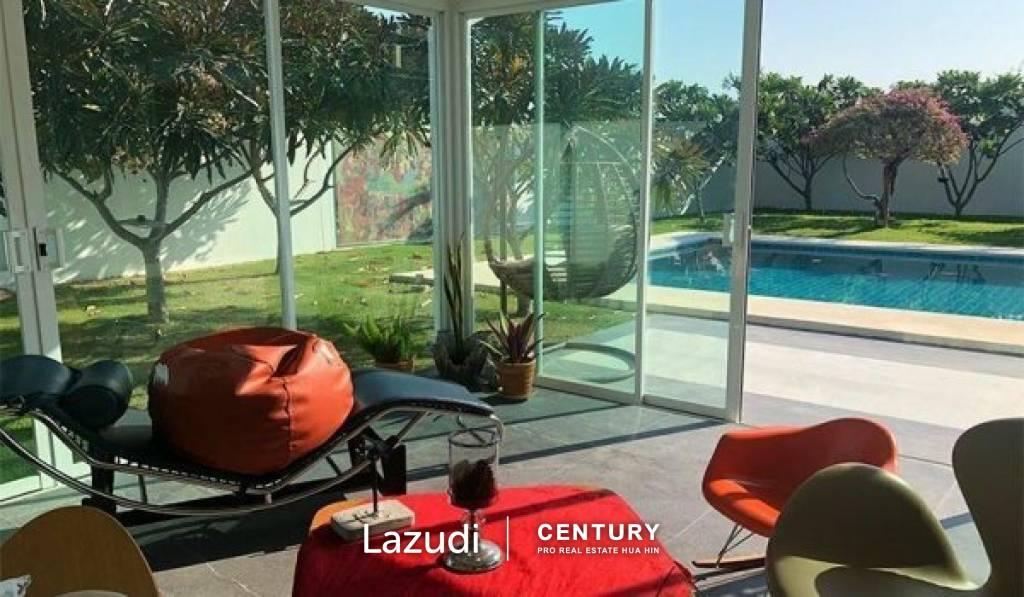 FALCON HILL : Great Quality 3 Bed Pool Villa on Luxury Development