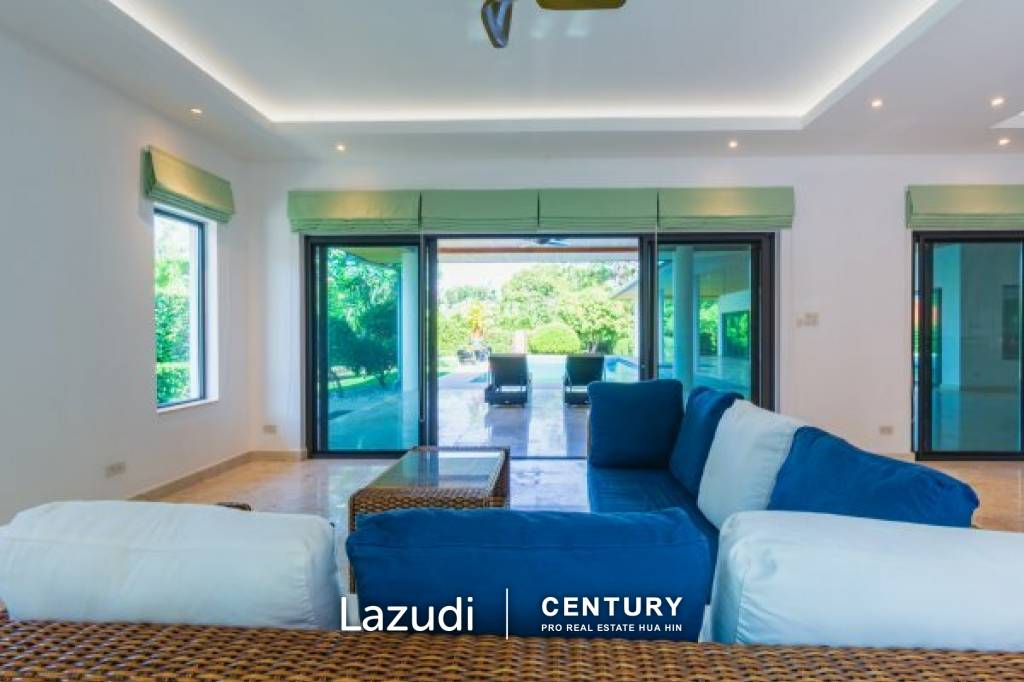 WHITE LOTUS 2 : Well Designed & Constructed Luxury 3 Bed Pool Villa