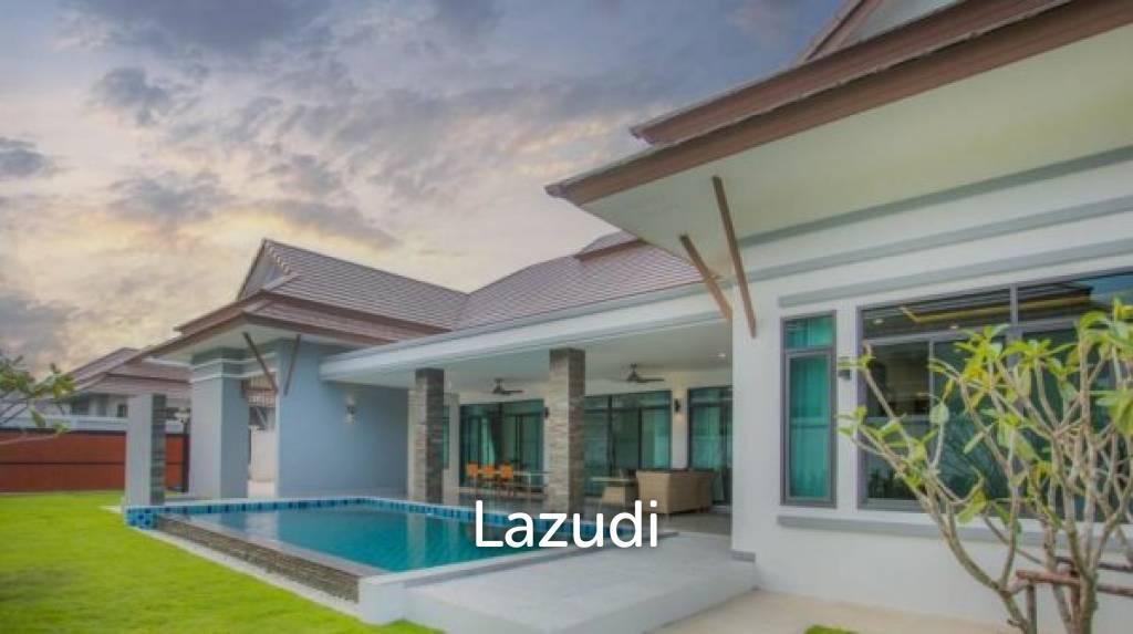 PLUMERIA VILLAS : Good Quality & Design 3 Bed Pool Villa