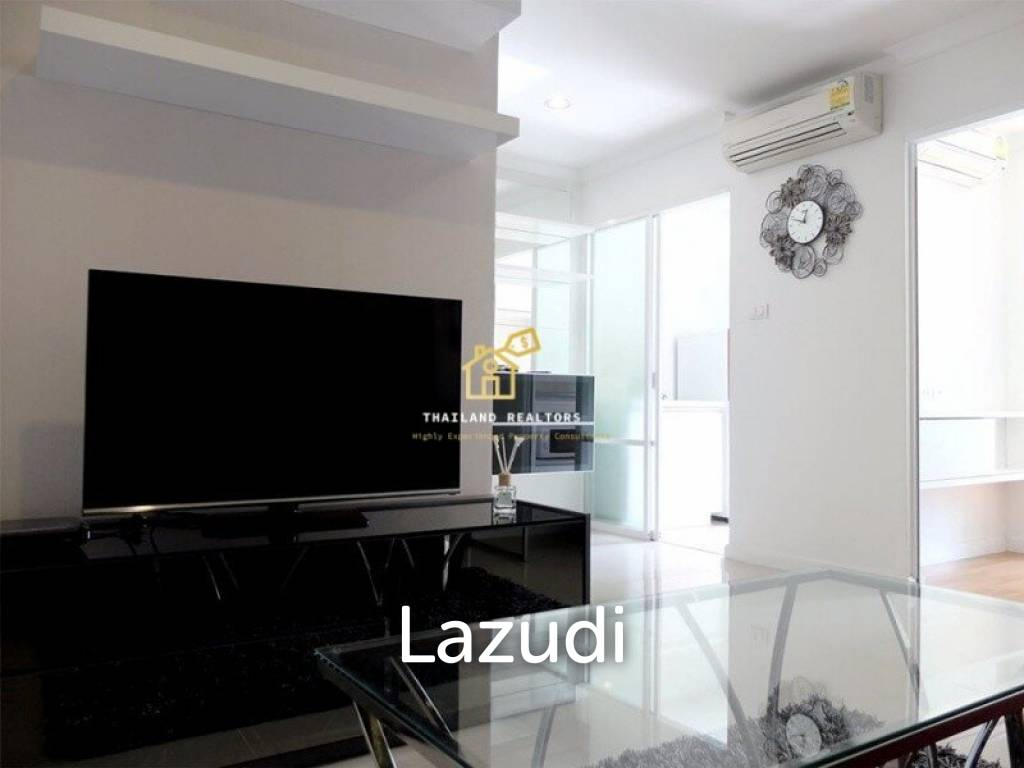 Lumpini Place Rama IX-Ratchada / Condo For Sale / 1 Bedroom / 37.11 SQM / MRT Phra Ram 9 / Bangkok