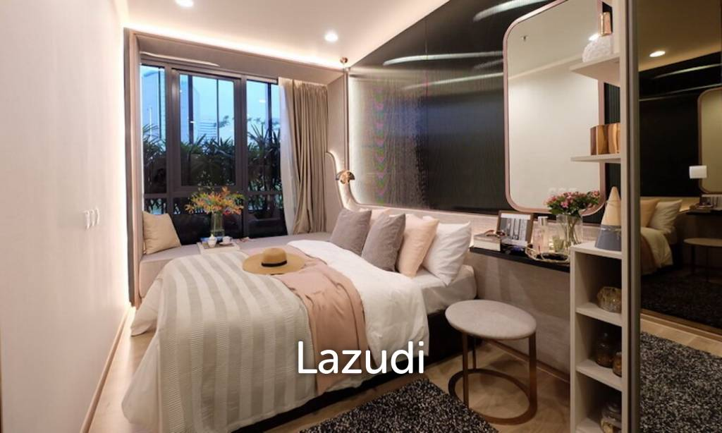 1 Bed 34.84SQM OKA HAUS Sukhumvit 36