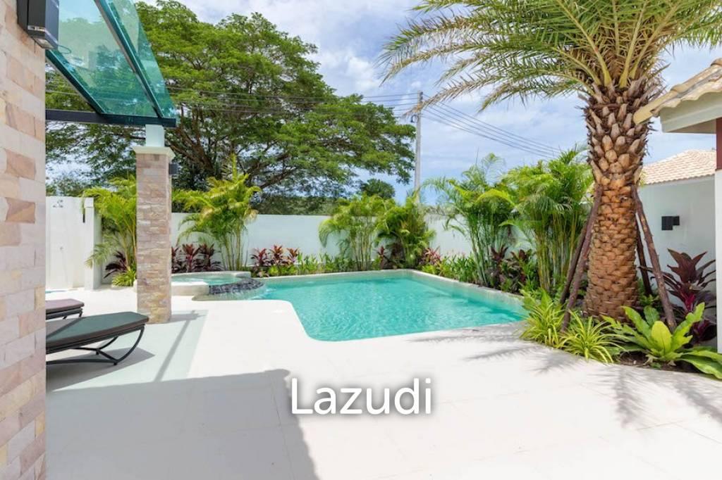 3 Bed Pool Villa 129 SQM Orchid Paradise Homes