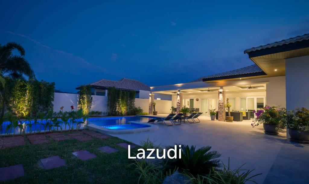3 Bed Pool Villa 176 SQM, Orchid Paradise Homes
