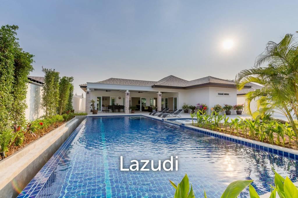 3 Bed Villa 176 SQM, Orchid Paradise Homes