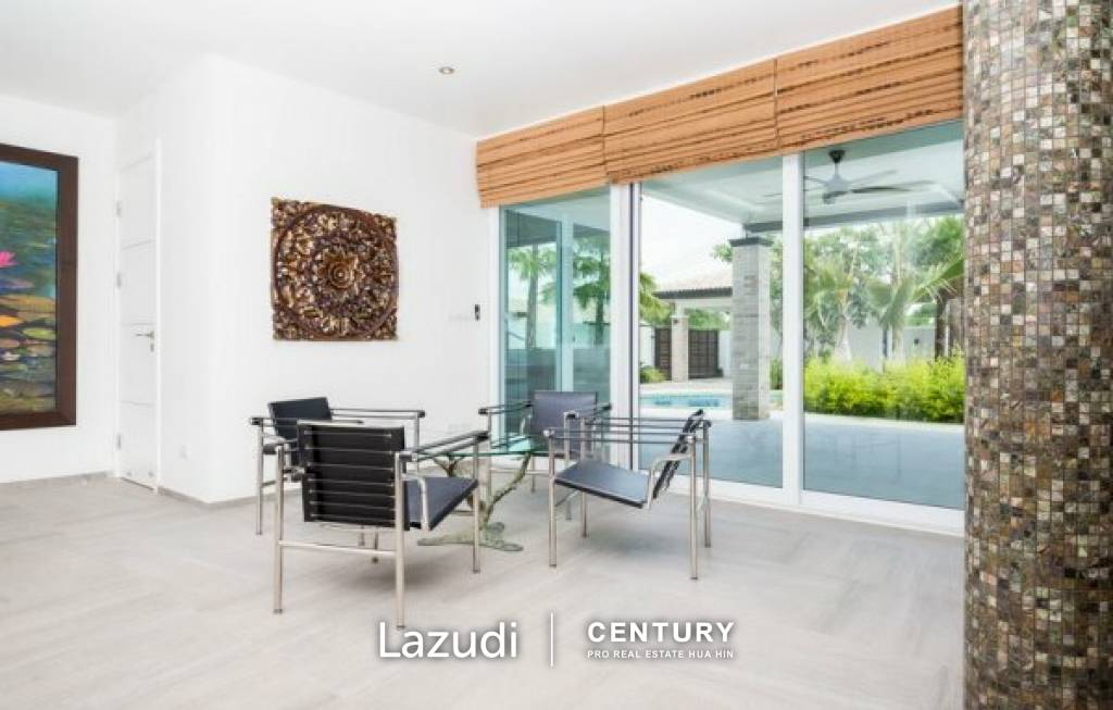 ORCHID PARADISE HOMES 3 : Beautiful 3 Bed Pool Villa