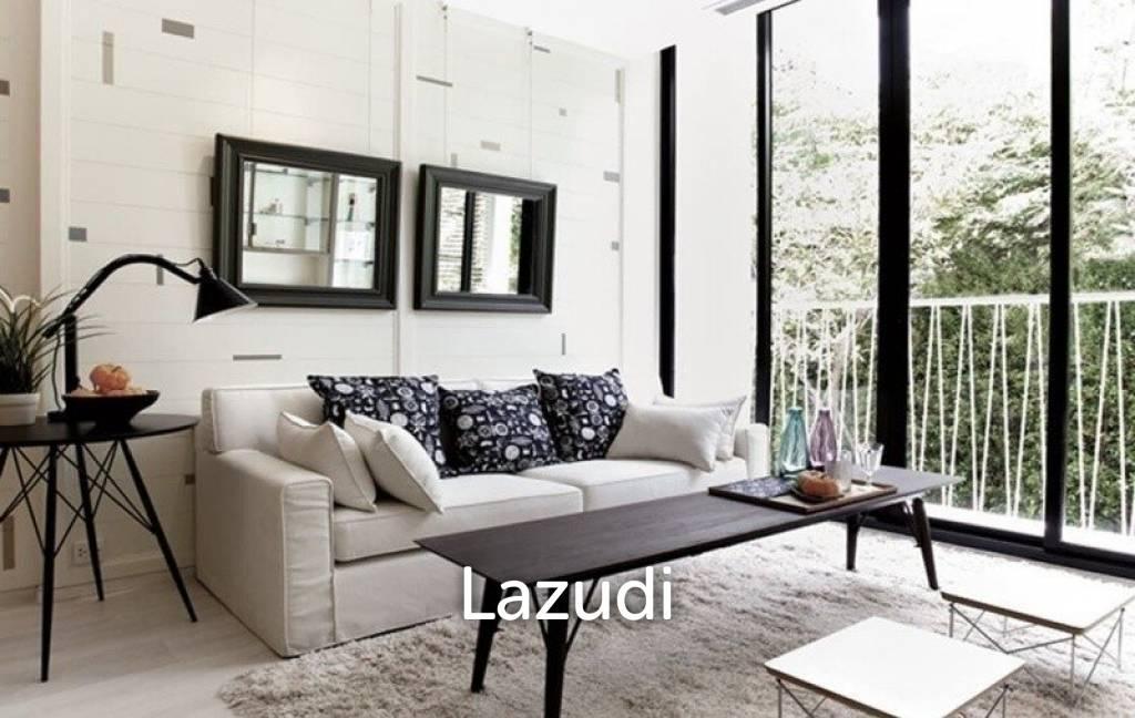 Noble Recole / Condo For Sale / 1 Bedroom / 34.86 SQM / BTS Asok / Bangkok
