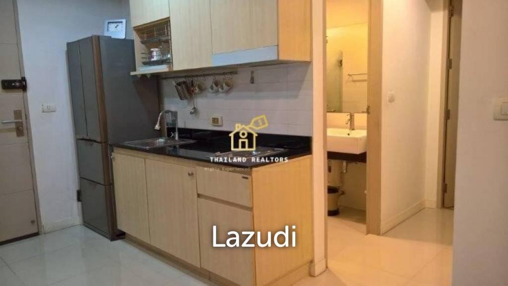Ideo Ratchada-Huaykwang / Condo For Sale / 2 Bedroom / 60.5 SQM / MRT Huai Khwang / Bangkok