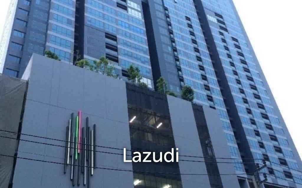 Hyde Sukhumvit / Condo For Rent and Sale / 2 Bedroom / 116 SQM / BTS Nana / Bangkok